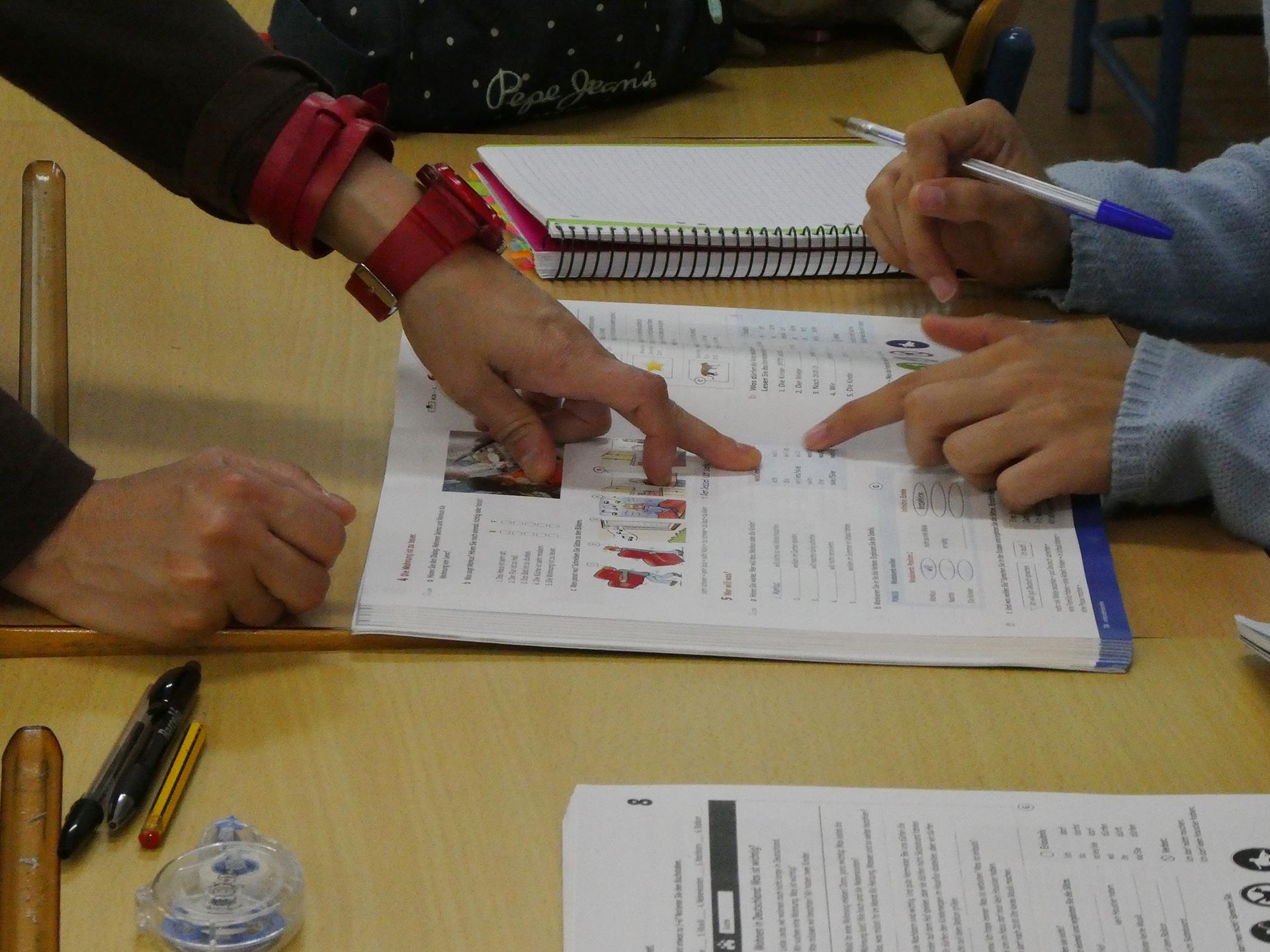 Certificamos de A2 a B2 en Alemán, Francés e Italiano y de A2 a C1 en Inglés.