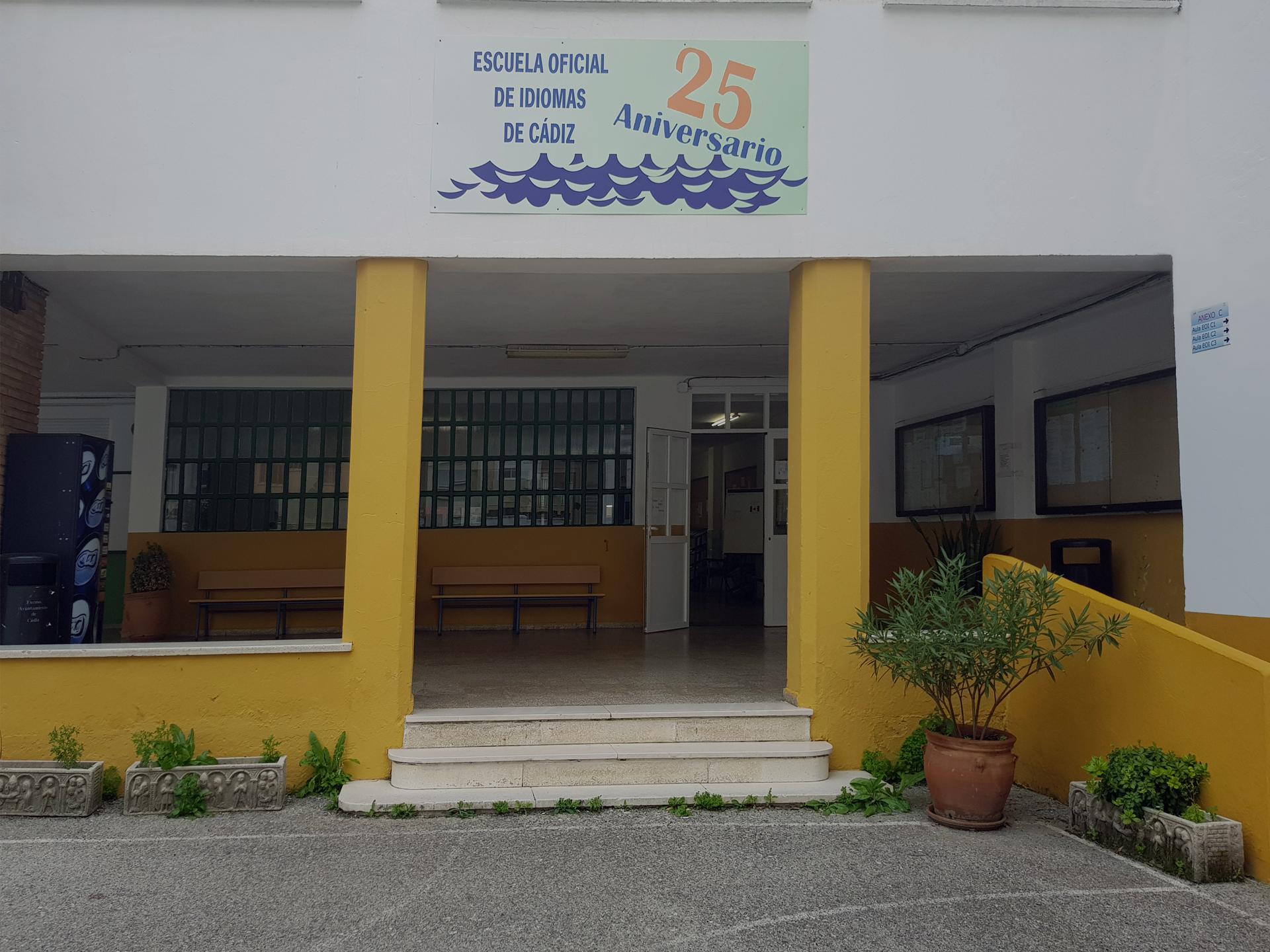 Ofrecemos enseñanza oficial, libre y también That´s English.